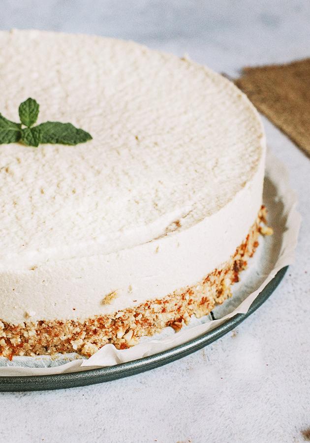 Десерт профессионального уровня: орехово-кокосовый торт
