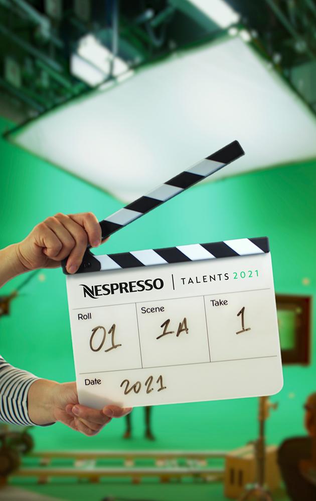 Nespresso Talents 2021