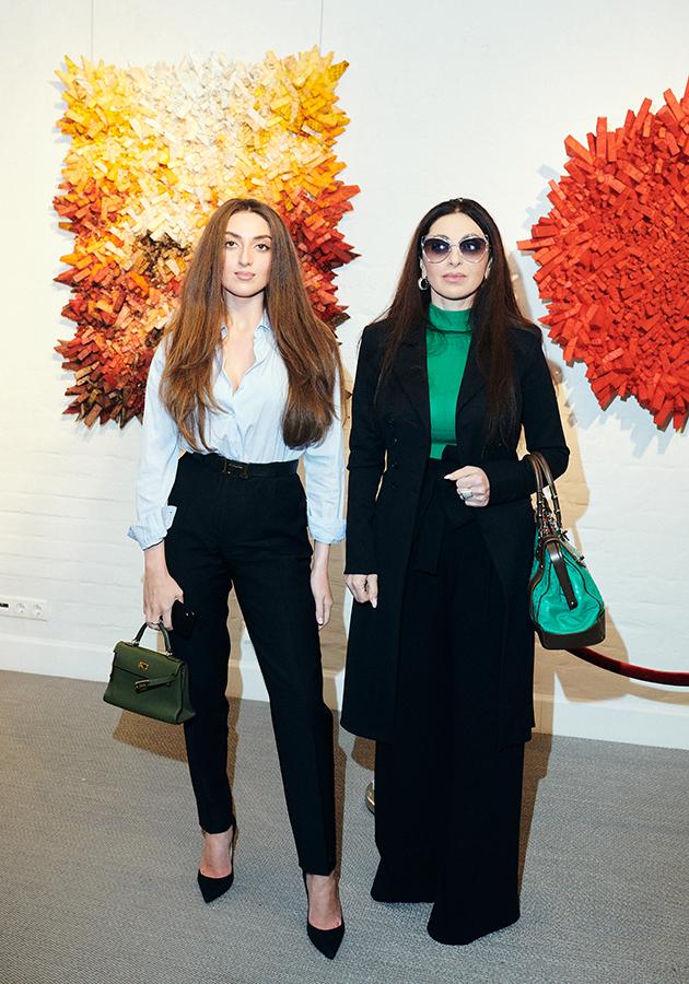 Сандра и Эстер Абнер