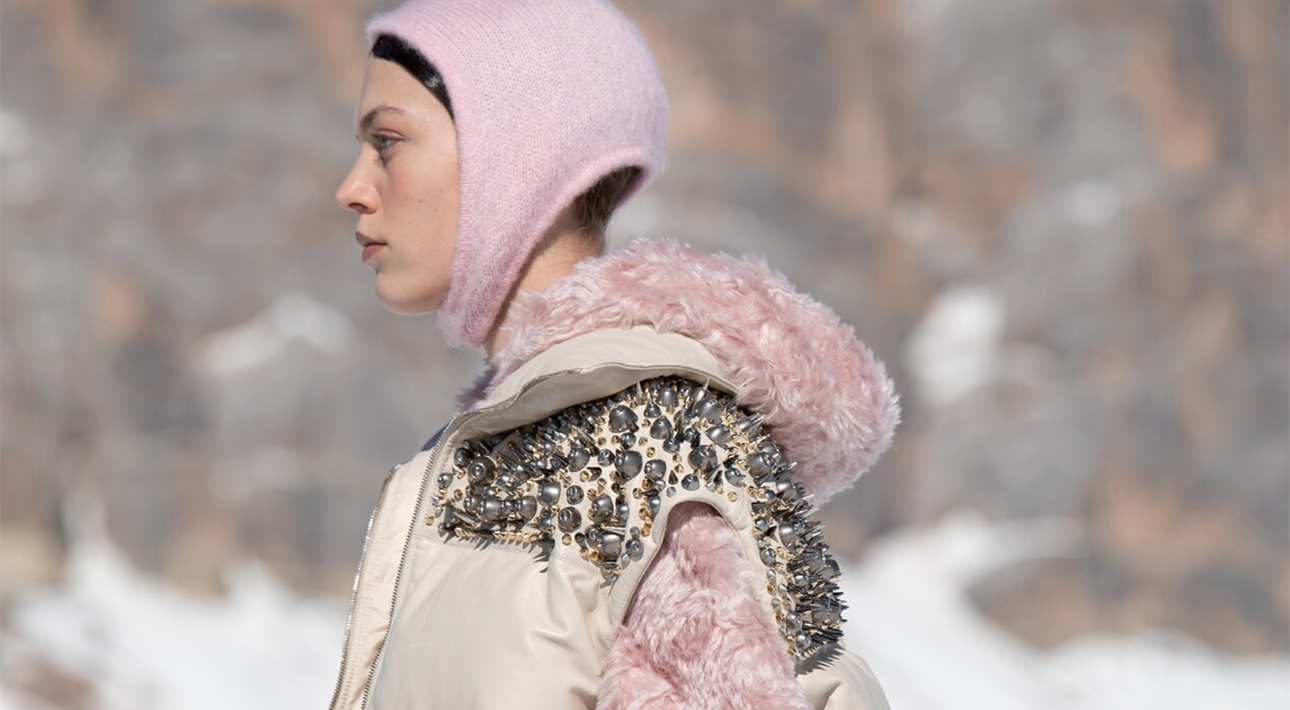 Коллекция Miu Miu осень-зима 2021-2022