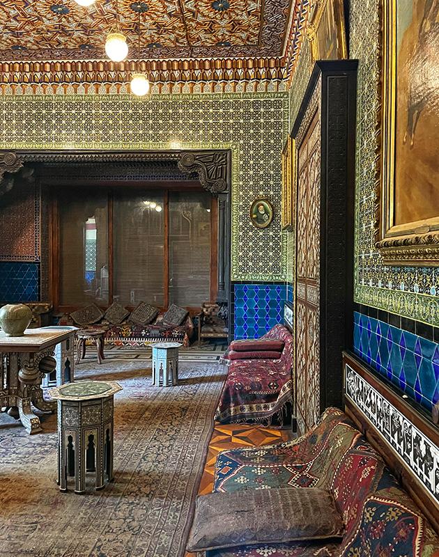 дворец принца Мухаммеда Али Тауфика