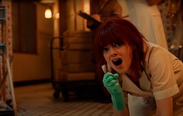 Видео дня: Эмма Стоун — в новом тизере «Круэллы»