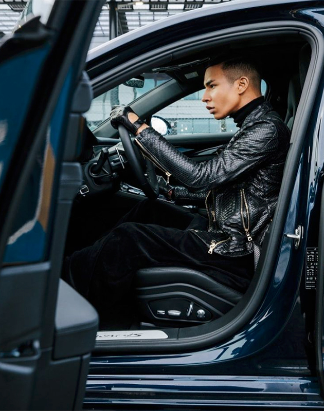 Короткометражка Оливье Рустена для Porsche