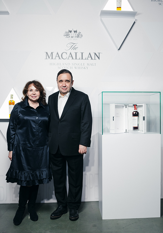 Марина и Александр Раппопорт