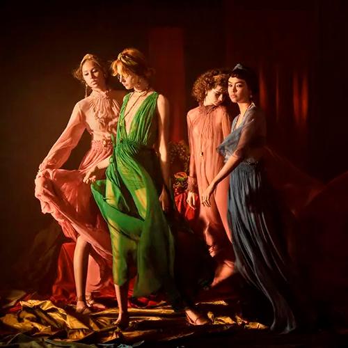 Dior: вдохновение Караваджо