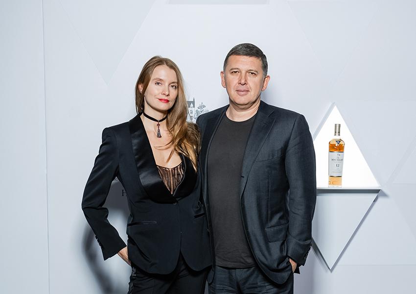 Елена и Олег Байбаковы