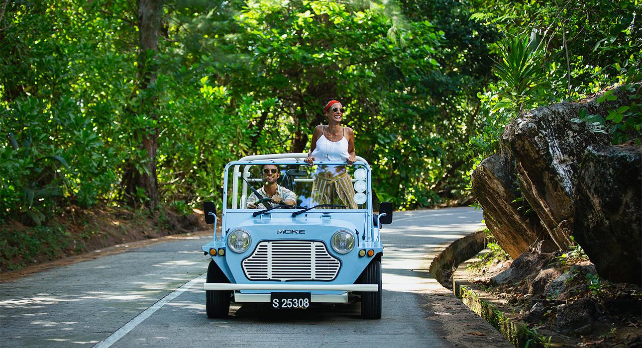 Сейшельские острова, Raffles Seychelles