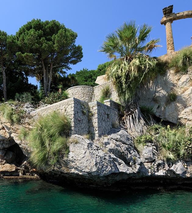 Villa Igiea (Палермо, о. Сицилия)