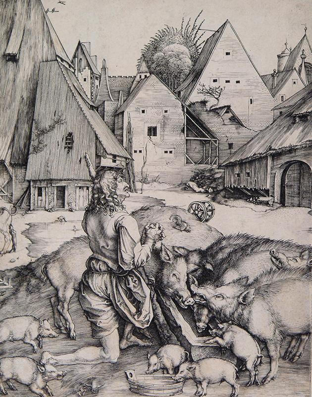 Выставка Дюрера в Государственном историческом музее