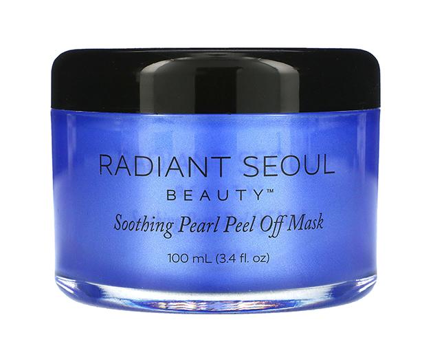 Radiant Seoul, успокаивающая маска-пленка с жемчугом