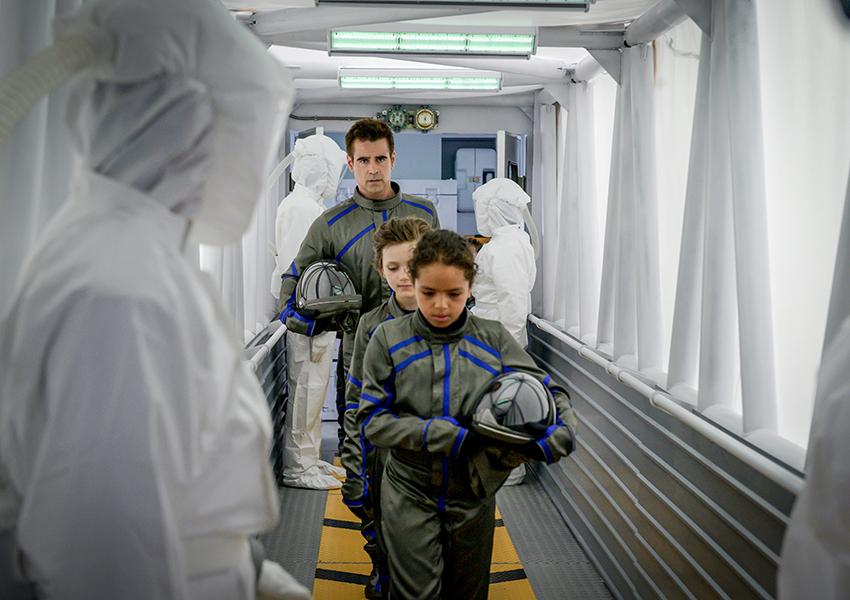 Триллер Нила Бергера «Поколение Вояджер»
