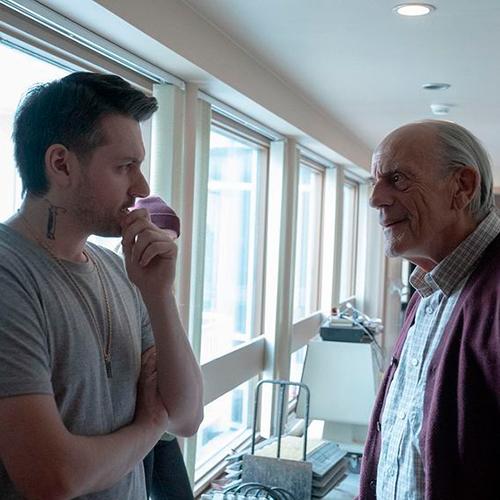 Драма «Никто» российского режиссера Ильи Найшуллера стала самым кассовым фильмом недели в американском прокате