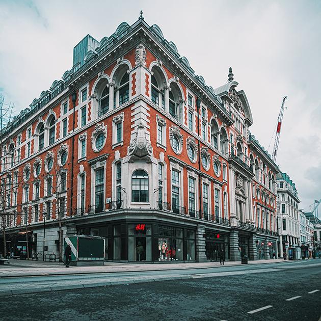 #PostaБизнес: на Оксфорд-стрит закрываются бутики