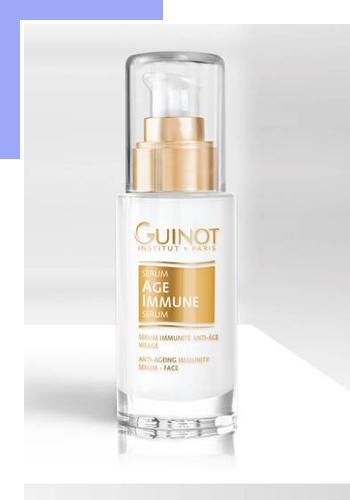 Иммунокорректирующий омолаживающий серум Age Immune Serum Guinot