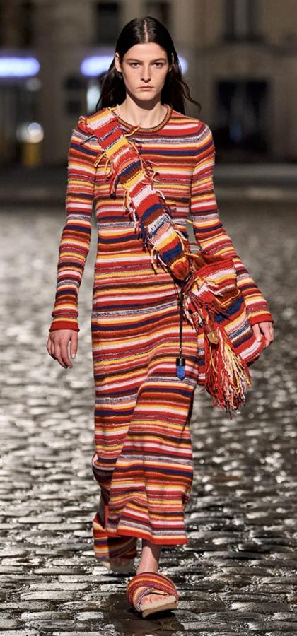 Габриэла Херст показала дебютную коллекцию для Chloé