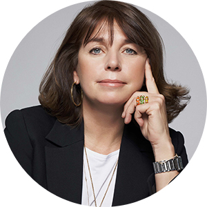 Виктория Рейнольдс, главный геммолог Tiffany & Co