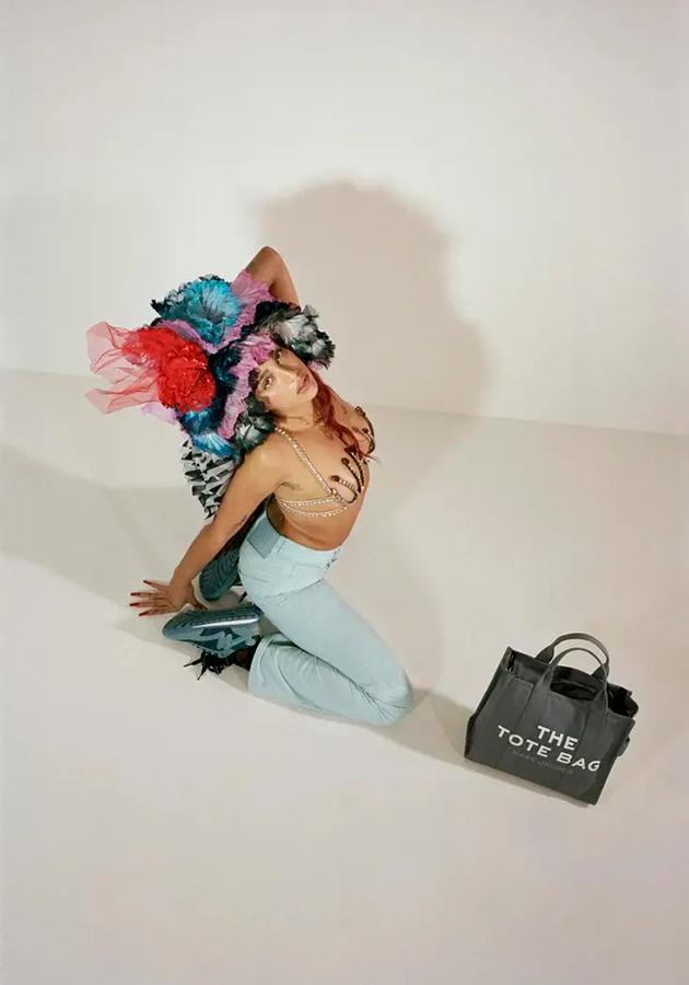 «Плохая девочка» Лурдес Леон для Marc Jacobs