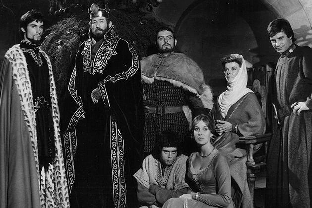«Лев зимой», режиссер Энтони Харви, 1968