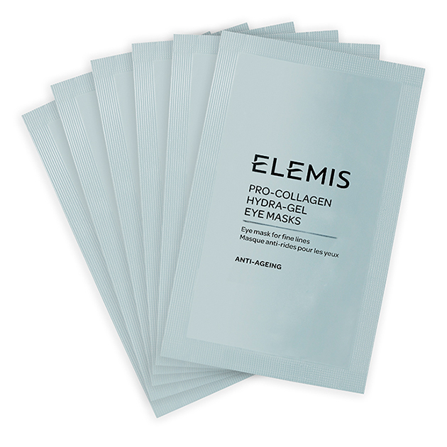 Лифтинг-патчи для контура глаз Pro-Collagen Hydra-Gel Mask, Elemis