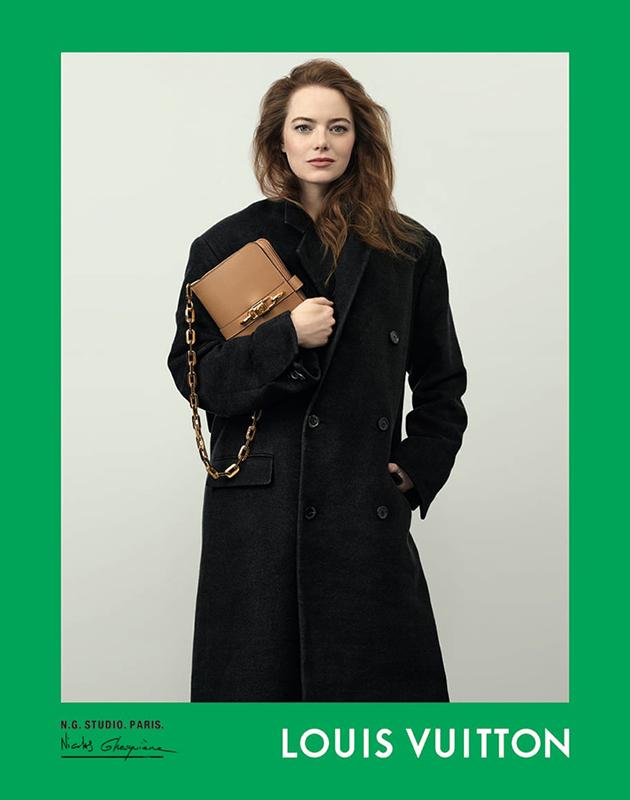 Louis Vuitton: Эмма Стоун