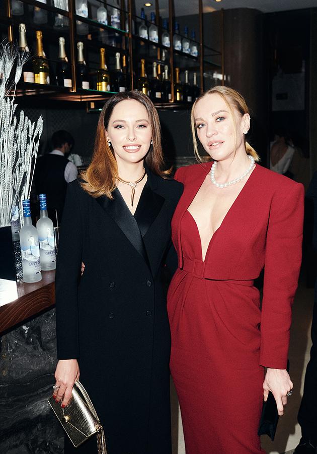 Ирина Зарькова и Наталья Давыдова