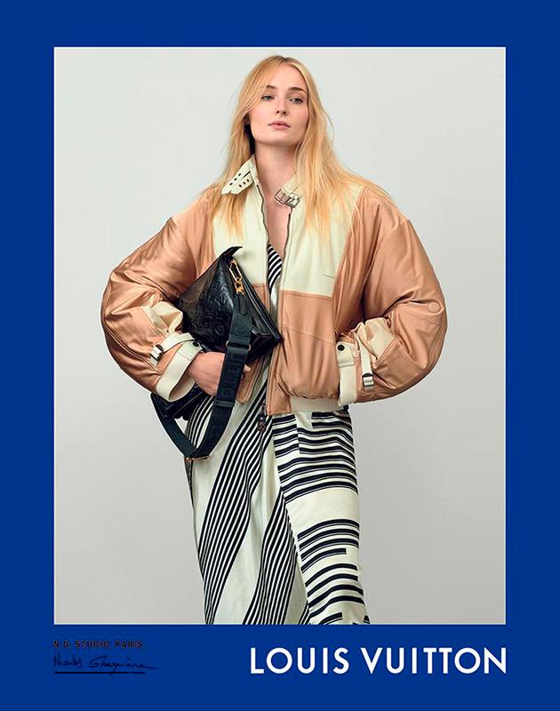 Louis Vuitton: Софи Тернер