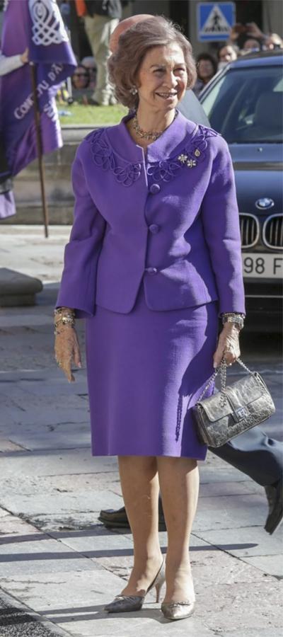 София Греческая: как законная супруга экс-короля Испании Хуана Карлоса I сохранила монархию