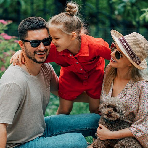 Готовят Глеб Горшков и Марина Фомичева, авторы семейного блога @gorshkov.life