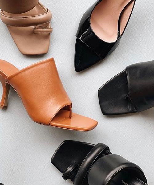Роузи Хантингтон-Уайтли выпустила первую коллекцию обуви