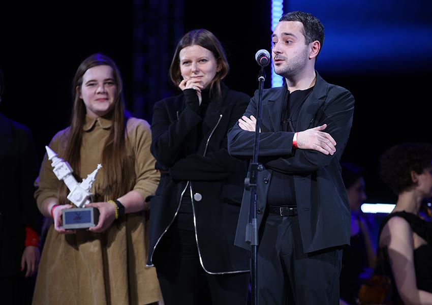 Екатерина Иноземцева и Андрей Мизиано