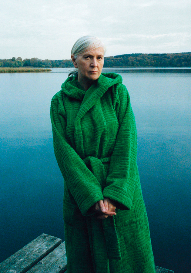 Такая разная красота в промо Bottega Veneta: Розмари Трокель