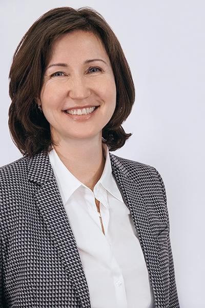 Ирина Ситдикова, директор бизнеса Nespresso в России