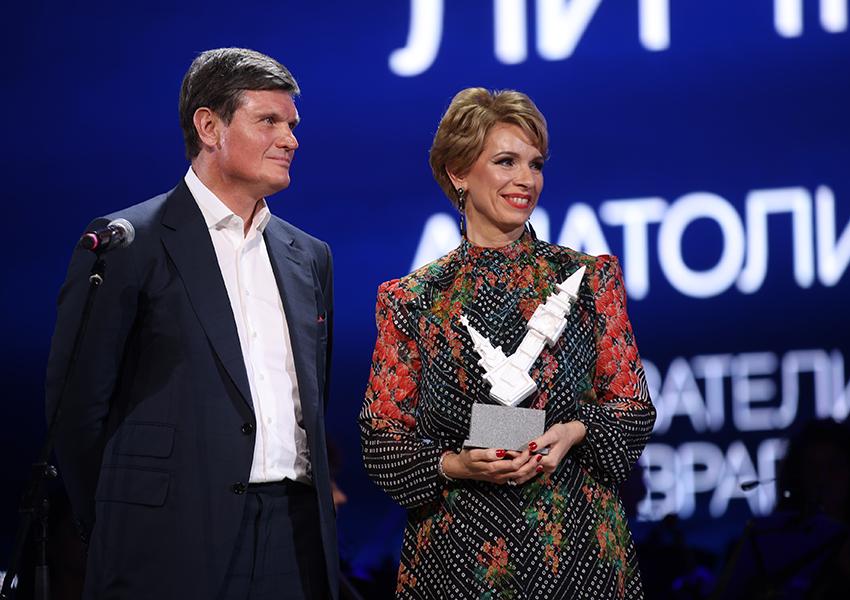 Ирина и Анатолий Седых