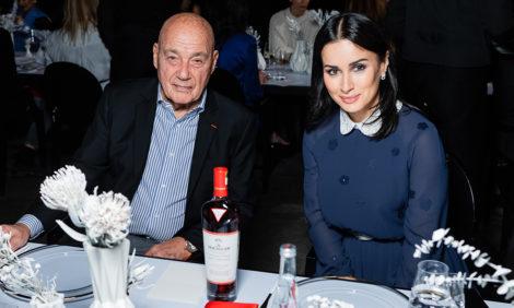 Светский ужин в честь презентации новой лимитированной серии виски The Macallan