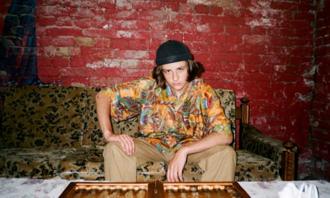 Сын Сергея Бодрова выпустил рэп-сборник