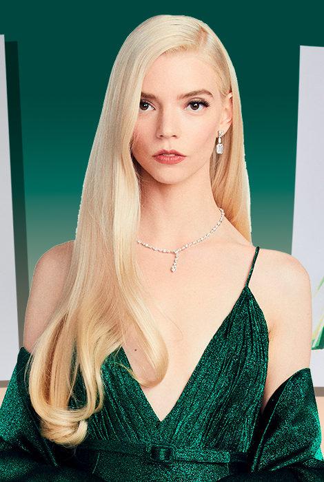 Savoir-Faire: как создавались платья Dior Haute Couture для Ани Тейлор-Джой к церемонии «Золотого глобуса»