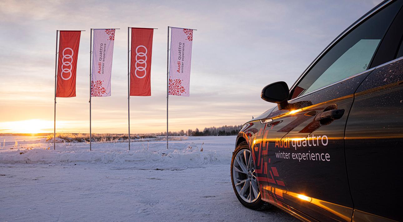 Audi Quattro Winter Experience
