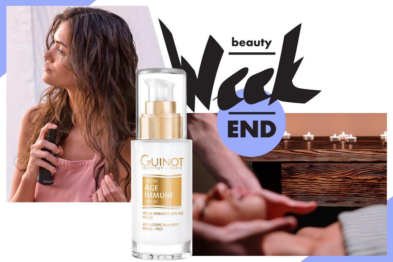 Бьюти-уикенд: новое обертывание в Remedy Lab, спа-уход для волос и омолаживающий серум Guinot