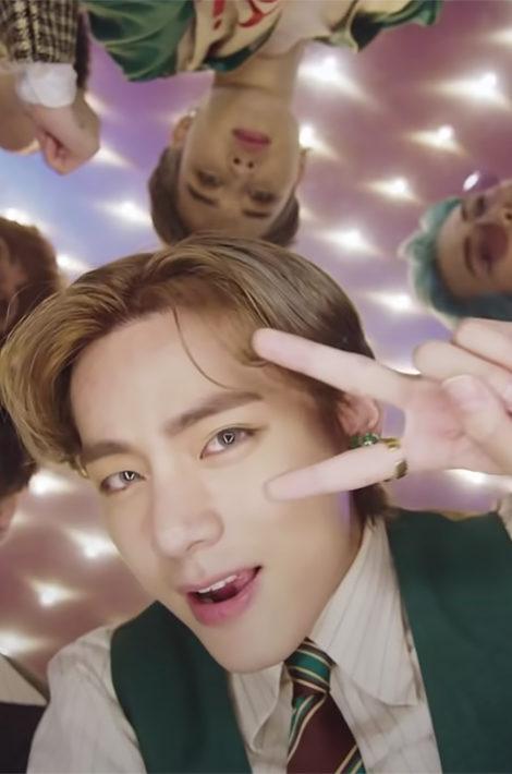 Видео дня: клип кей-поп-группы BTS на песню Dynamite установил мировой рекорд по числу зрителей
