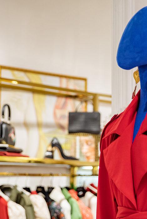 Открытие модного сезона в шоу-руме Maison Adore