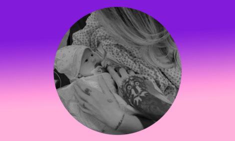 Фото дня: модный блогер Кьяра Ферраньи снова стала мамой