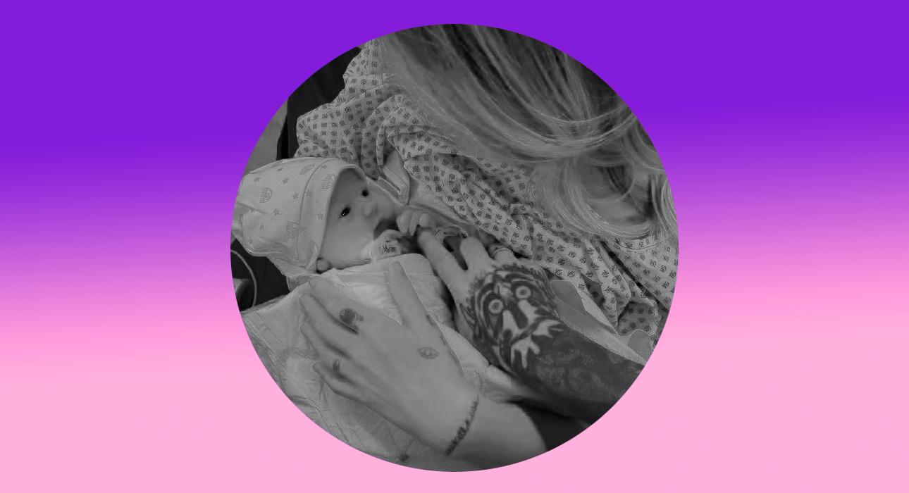 Модный блогер Кьяра Ферраньи снова стала мамой