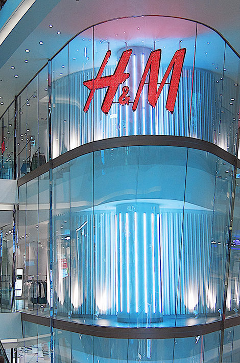 #PostaБизнес: Китай бойкотирует H&M— акции компании падают