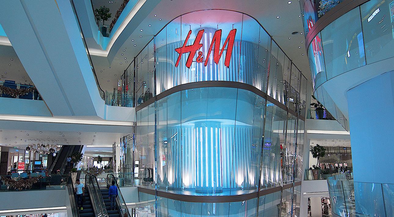 Китай бойкотирует H&M — акции компании падают