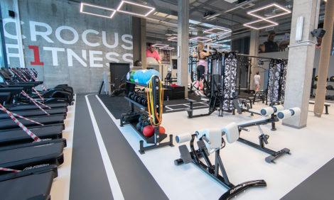 Город: открытие нового семейного фитнес-клуба Crocus Fitness