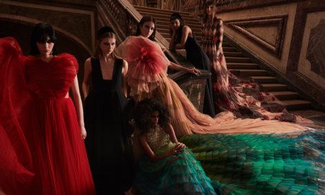 Не смотрите в зеркало: коллекция Dior осень-зима 2021-2022