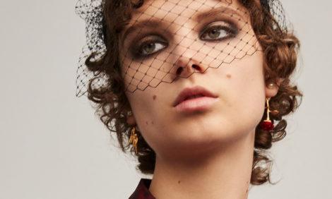Как повторить бьюти-образы с показа Dior осень-зима 2021-2022