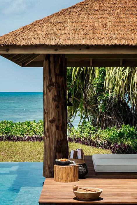 Travel Extra: как получить 2 ночи бесплатно в отеле Four Seasons Resort Seychelles?