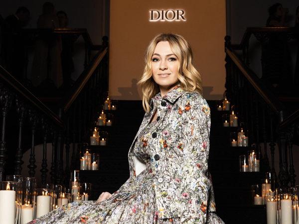 Презентация новой коллекции ювелирных украшений и часов Gem Dior