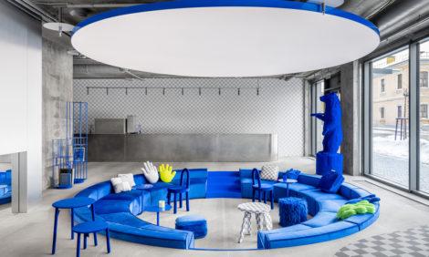 Город: Crosby Studios Гарри Нуриева — красивый дизайн, который лечит